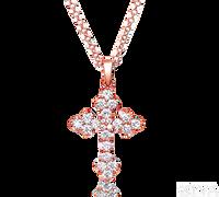 Ziva RG Diamond Cross