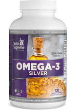 Omega-3 Silver- 120 softgels
