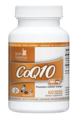 CoQ10 300 mg- 60 capsules