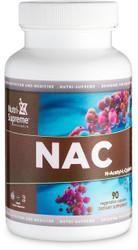 NAC Capsules (N-Acetyl-L-Cysteine) 600 mg