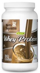 Whey Protein Rich Coffee Flavor  2 lb