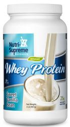 Whey Protein Sweet Vanilla Bean Flavor 2 lb