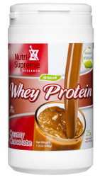 Whey Protein Creamy Chocolate 1.2 lb  (With Stevia & Erythritol)