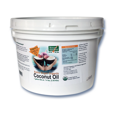 Organic Garlic Coconut Oil, the  healthiest way to serve or use garlic flavor.