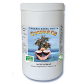 Organic Extra Virgin Coconut Oil is produced on a remote Pacific island in FIJI
