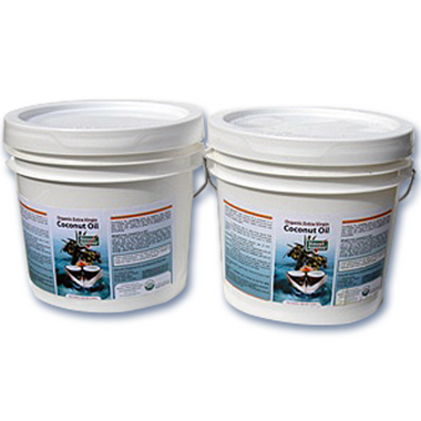 Organic Extra Virgin Coconut Oil is produced  in FIJI and unpolluted.