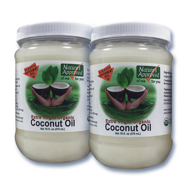 Experience the cool aromatic sensation of our unique Organic Peppermint Coconut Oil.