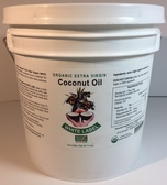 100% Organic Unrefined White Label Coconut Oil