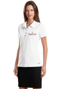 Nike Golf - Elite Series Ladies Dri-FIT Ottoman Bonded Polo