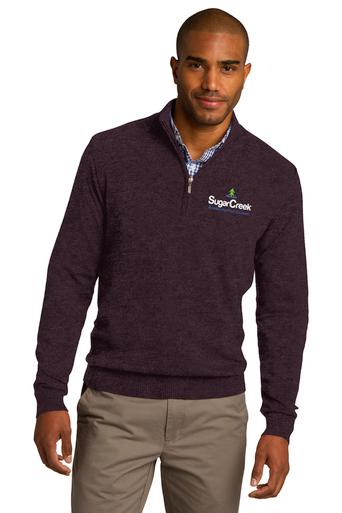 1/2 Zip Sweater