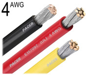 4 Gauge UL Battery Cable