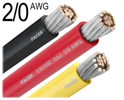 20 battery cable 20 ul battery cable greentooth Image collections