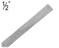Flat Braid Cable, 0.5 Inch, M-M.5FB