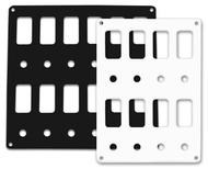 Contura Switch and Breaker Panel Blanks