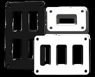 Contura Switch Panel Blanks