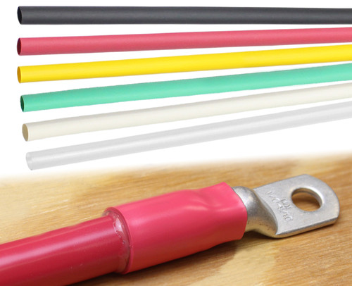 3-to-1 Adhesive Lined Heat Shrink 1' Lengths