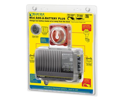 Mini Add-a-Battery Plus Kit - 65Amp (EBC-7655)