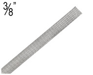 Flat Braided Cable, 3/8 inch (M.375FB)