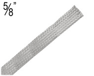 Flat Braided Cable, 5/8 inch - E (M-M.625FB)