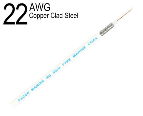 Coaxial Cable, RG59UW
