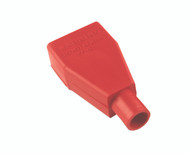 Insulator Boot, Straight Type Red