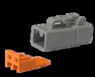 DTP Kit (14-10 AWG) Housing & Wedgelock