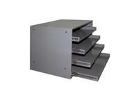 4 Drawer Rack for Metal Terminal Box