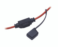 ATC/ATO Fuse Holder, Side Mount, 12 AWG Lead