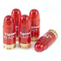 Tipton Snap Caps .45 ACP-Precision Metal Base Snap Cap-Pack of 5 (146331)