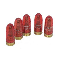 Tipton Snap Caps .380 ACP-Precision Metal Base Snap Cap-Pack of 5 (337377)