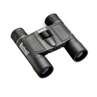 Bushnell Powerview 10x25 Compact Binoculars-Black (132516C)