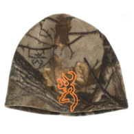 Browning All Season Reversible Beanie Realtree/Orange (308511011)