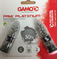 GAMO PBA Platinum Raptor Power Pellets .177 Cal High Velocity (632265454)