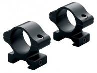 "Leupold Rifleman High 1"" Detachable Scope Rings, Matte Black (55870)"