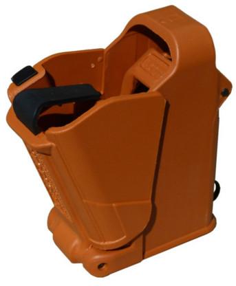 MagLula UP60BO Brown Orange Pistol Magazine Loader
