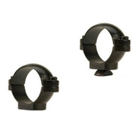 "Leupold Standard 1"" Low Height Rings Gloss Black (49897)"
