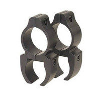 "Leupold Rifleman 1"" Detachable See-Thru .22 Rimfire Scope Rings Matte (57323)"