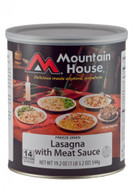 Mountain House Lasagna W/Meat Sauce-Freeze Dried Emergency Survival Food (0030127)