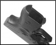 Pearce Grip GLOCK 26/27/33/39 Subcompact Pre Gen 4 Grip Frame Insert (PG-GFISC)