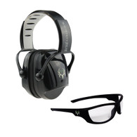 ProMag Bone Collector Auryon Hearing Protection/Shooting Glasses Combo (BCRTCK)