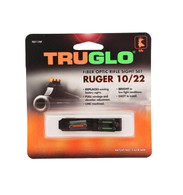 TruGlo Ruger 10-22 Fiber Optic Rifle Sight Set TG111W