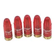 Tipton Snap Caps-9mm Luger Precision Metal Base Snap Caps