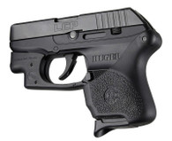 Hogue Handall Hybrid Ruger LCP CT Grip Sleeve-Black (18110)
