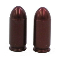 A-Zoom .45 ACP Precision Metal Snap Caps- Package of 5 (15115)