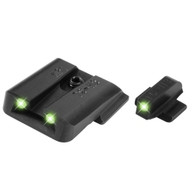 TruGlo Smith & Wesson M&P/SD9/SD40 Tritium Night Sight Set TG231MP