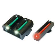 TruGlo GLOCK Fiber Optic Sight Set TG131G1