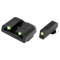 TruGlo GLOCK 20, 21, 29, 30, 31, 32 & 37 Tritium Night Sight Set