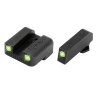 TruGlo GLOCK 42/43 Tritium Night Sight Set TG231G1A