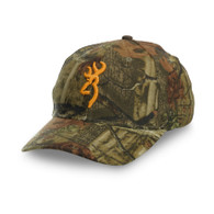 Browning Rimfire 3D Buckmark Cap-Camo Hat Mossy Oak Infinity (308379201)