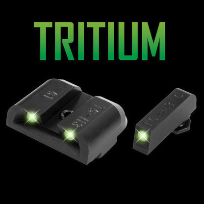 TruGlo Tritium Night Sights For Glock